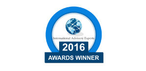 Foreign Investment Award for India 2016